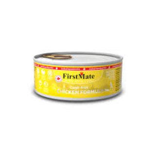 First Mate First Mate - LID Chicken Cat  3.2oz Case