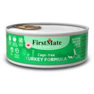 First Mate First Mate - LID Turkey Cat 24/ 3.2oz Case