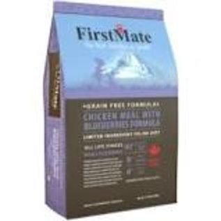 First Mate First Mate - Chicken Blueberries Cat 10#