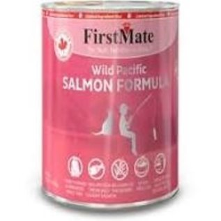 First Mate First Mate - LID Salmon Cat 12.2oz