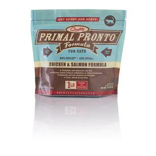 Primal Primal - Pronto Feline Chicken & Salmon 1#