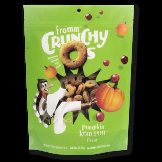 Fromm Family Foods Fromm - Crunchy Os Pumpkin Kran 6oz