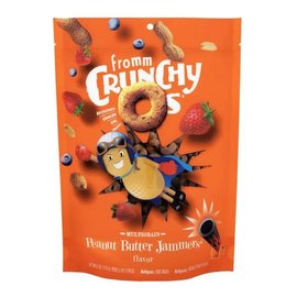 Fromm Family Foods Fromm - Crunchy O's Peanut Butter Jammers