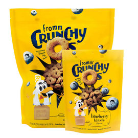 Fromm Family Foods Fromm - Crunchy O's Blueberry Blasts Family Size 26oz