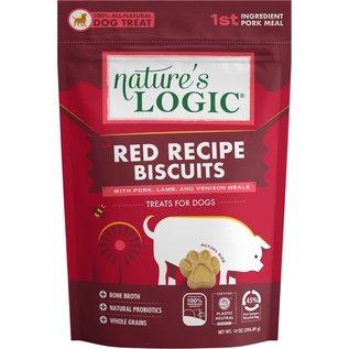 Nature's Logic Nature's Logic - Red Recipe Biscuits 14oz