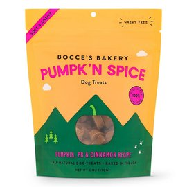 Bocce's Bocce - Pumpk'n Spice 6oz