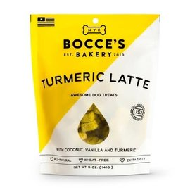 Bocce's Bocce's Bakery - Turmeric Latte Biscuits 5oz