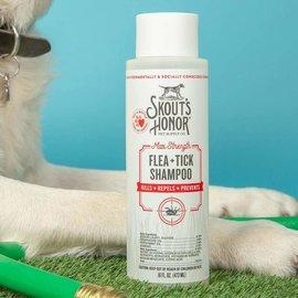 Skout's Honor Skout's Honor - Flea & Tick Shampoo 16oz