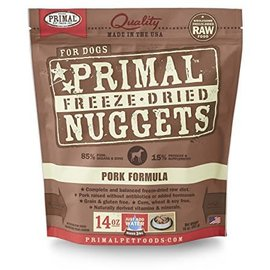 Primal Primal - Freeze Dried K9 Pork 14oz
