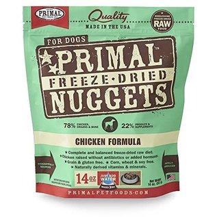 Primal Primal - Freeze Dried K9 Chicken 14oz