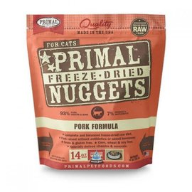 Primal Primal - Freeze Dried Feline Pork 14oz