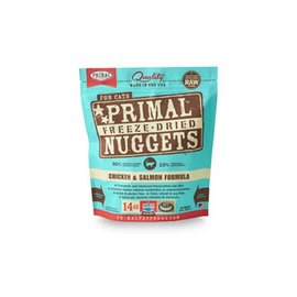 Primal Primal - Freeze Dried Feline Chicken Salmon 14oz