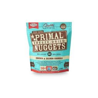 Primal Primal - Freeze Dried Feline Chicken Salmon 14oz