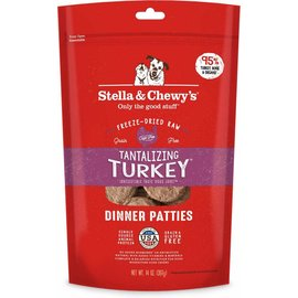 Stella and Chewy's Stella - Turkey Freeze Dried 14oz