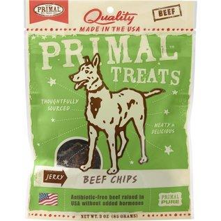 Primal Primal - Beef Chips 3oz