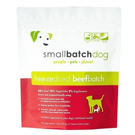 Small Batch Small Batch - Freeze Dried Beef 14oz