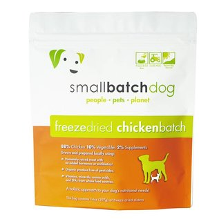 Small Batch Small Batch  - Freeze Dried Chicken 14oz
