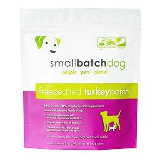Small Batch Small Batch  - Freeze Dried Turkey 14oz