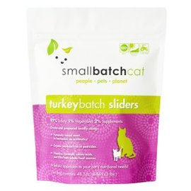 Small Batch Small Batch - CAT Turkey Sliders 3#