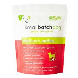 Small Batch Small Batch - Beef Patties 6#