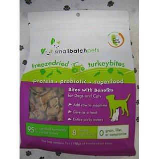 Small Batch Small Batch - Turkey Bites 7oz