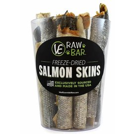 Vital Essentials Vital Essentials - Raw Bar Salmon Skins