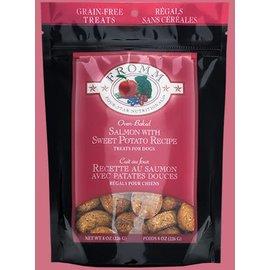 Fromm Family Foods Fromm - Salmon & Sweet Potato Treats 8oz