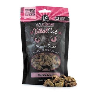 Vital Essentials Vital Essentials - Freeze Dried Chicken Heart Cat Treats