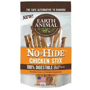Earth Animal No Hide - Chicken Stix 10 Pack