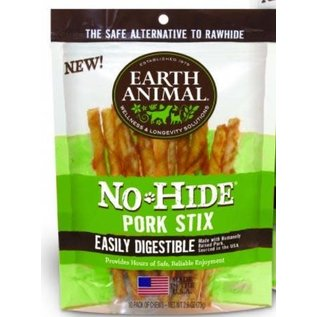 Earth Animal No Hide - Pork Stix 10 Pack