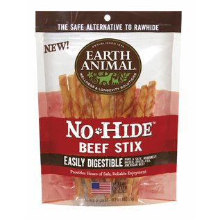 Earth Animal No Hide - Beef Stix 10 Pack