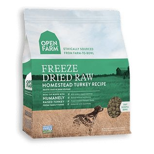 Open Farm Pet Open Farm - Freeze Dried Turkey 13.5oz