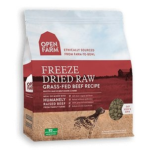 Open Farm Pet Open Farm - Freeze Dried Beef 13.5oz