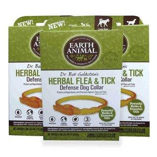 Earth Animal Earth Animal  - Herbal Flea & Tick Collar DOG Small