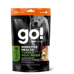 Petcurean Petcurean GO! - Digestive Turkey Mixers