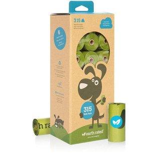 Earth Rated Earth Rated - Poop Bag dispenser refills/315 bags