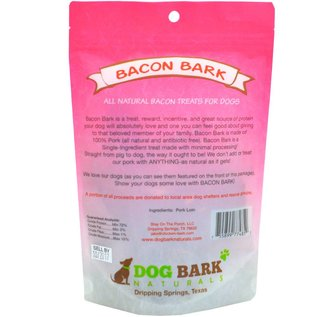 Bacon Bark Treats
