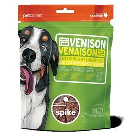 Petcurean Spike Venison Jerky