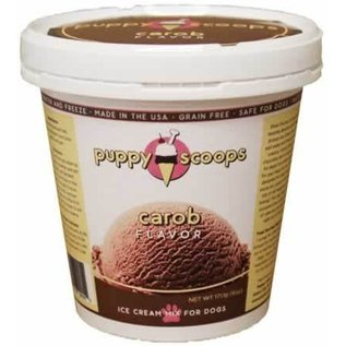 Puppy Cake - Carob Ice Cream