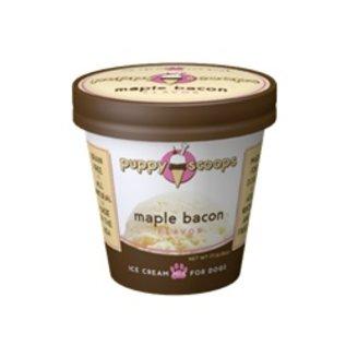 Puppy Cake - Maple Bacon Ice Cream