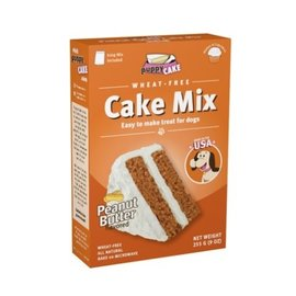 Puppy Cake - Peanut Butter Cake Mix