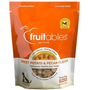 Fruitables - Sweet Potato & Pecan Crunchy