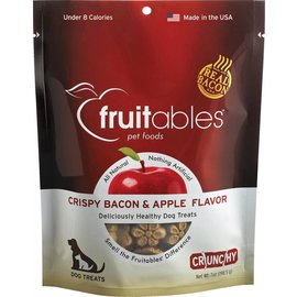 Fruitables - Bacon & Apple crunchy
