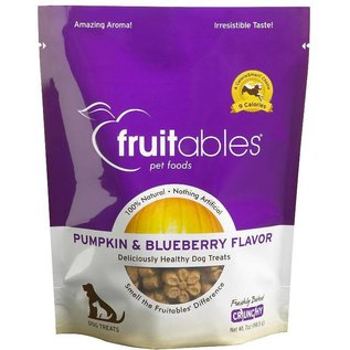 Fruitables - Pumpkin & Blueberry Crunchy