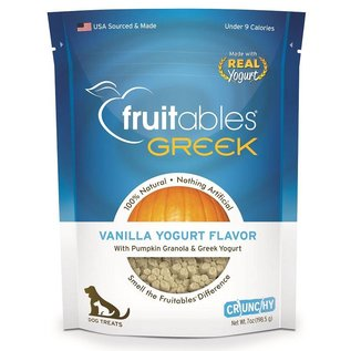 Fruitables Greek Vanilla Yogurt