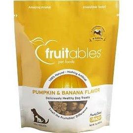 Fruitables - Pumpkin & Banana Crunchy