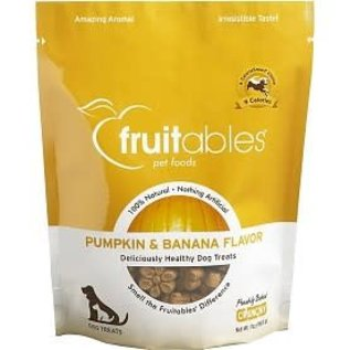 Fruitables - Pumpkin & Banana Crunchy