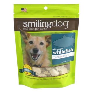 Herbsmith Smiling Dog - Freeze Dried Whitefish