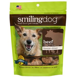 Herbsmith Smiling Dog - Freeze Dried Beef & Potato