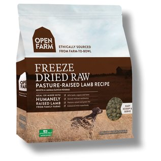 Open Farm Pet Open Farm - Freeze Dried Lamb 13.5oz